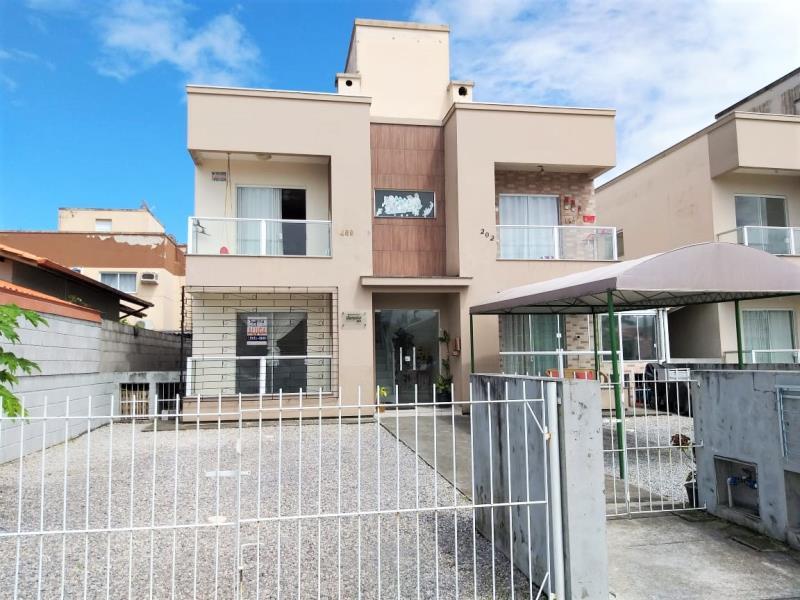 Apartamento Código 4524 para alugar no bairro Barra do Aririú na cidade de Palhoça Condominio residencial genesis