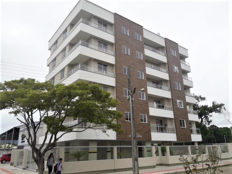Apartamento Código 4532 a Venda Residencial San Matheus no bairro Aririu na cidade de Palhoça