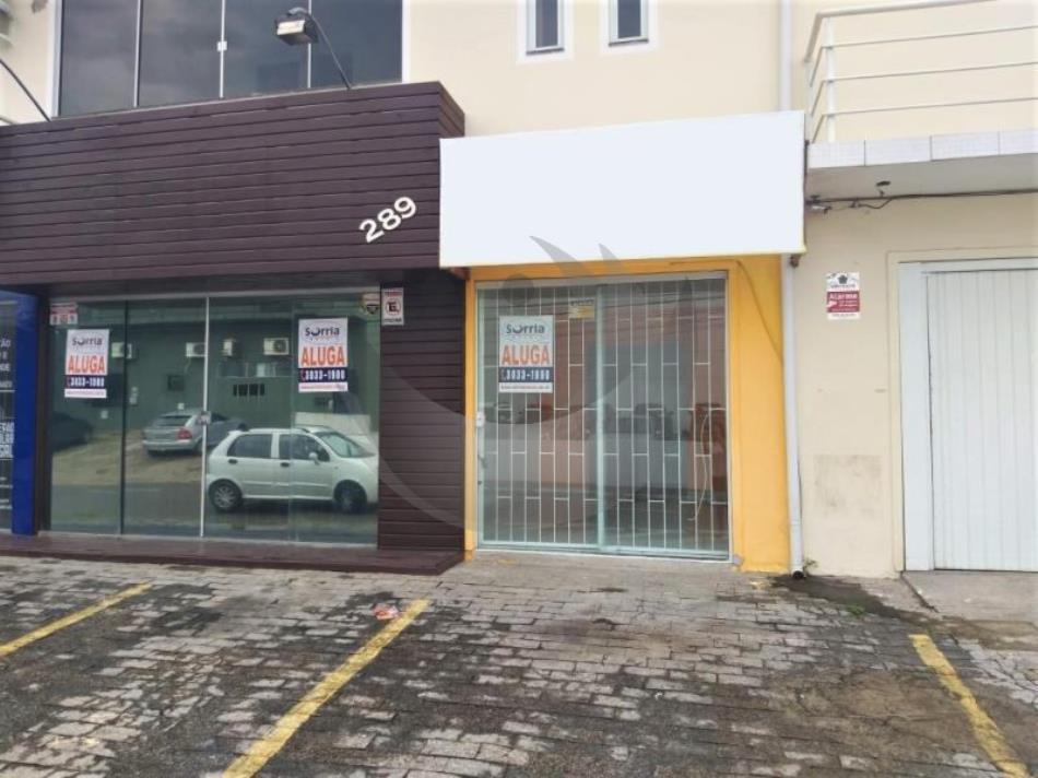 Sala Código 4534 para alugar no bairro Centro na cidade de Palhoça Condominio