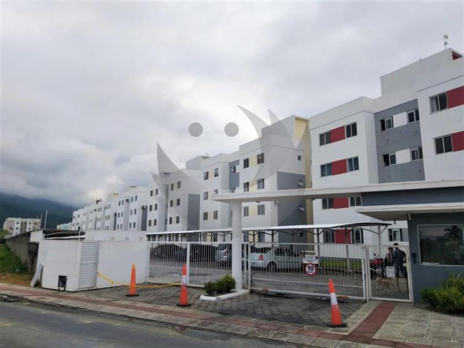 Apartamento Código 4537 a Venda no bairro Guarda do Cubatão na cidade de Palhoça Condominio residencial villa floratta