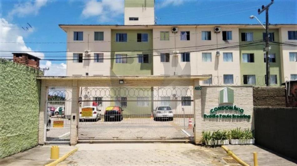 Apartamento Código 4538 a Venda no bairro Pacheco na cidade de Palhoça Condominio conjunto habitacional evádio paulo broering