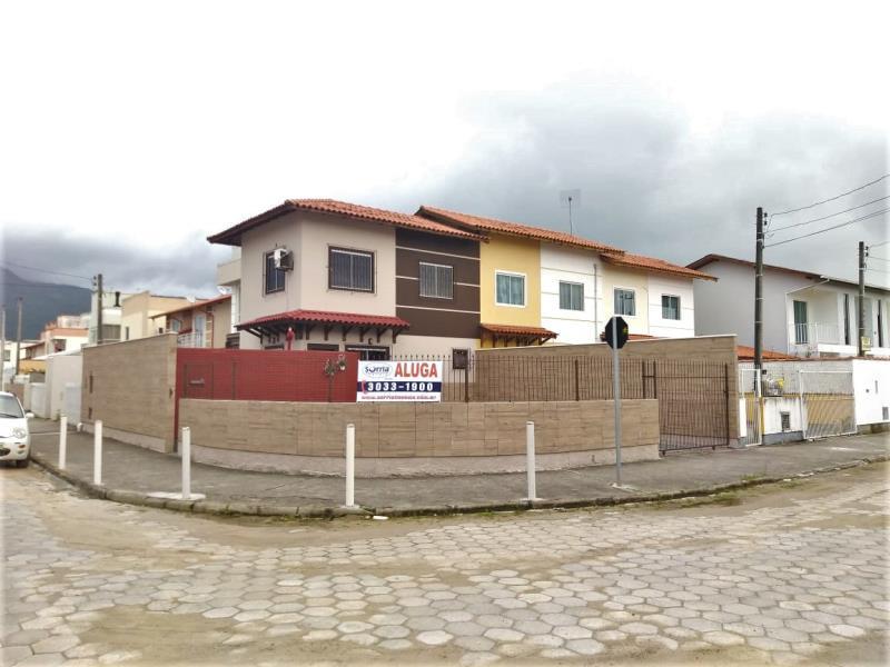 Casa Código 4546 para alugar no bairro Barra do Aririú na cidade de Palhoça Condominio