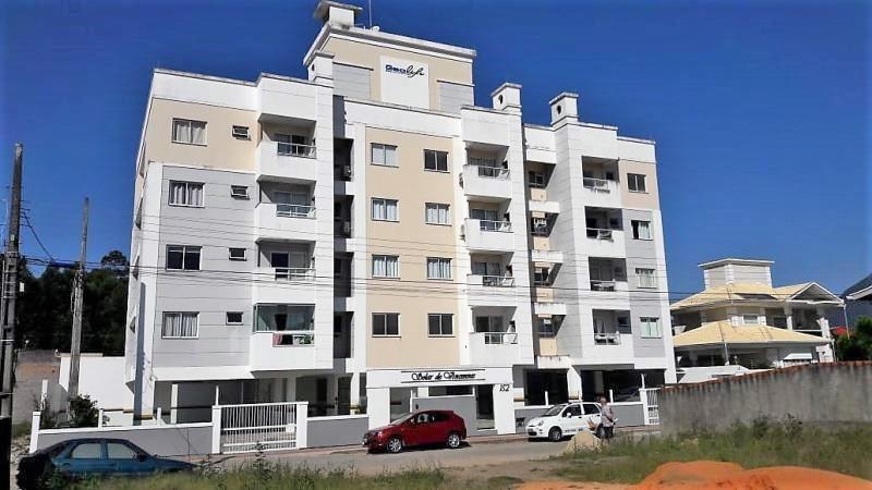 Apartamento Código 4550 a Venda Residencial Solar de Vincennes no bairro Aririu na cidade de Palhoça