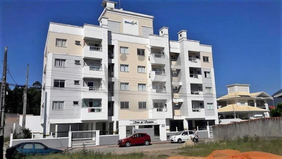Apartamento Código 4550 a Venda no bairro Aririu na cidade de Palhoça Condominio residencial solar de vincennes