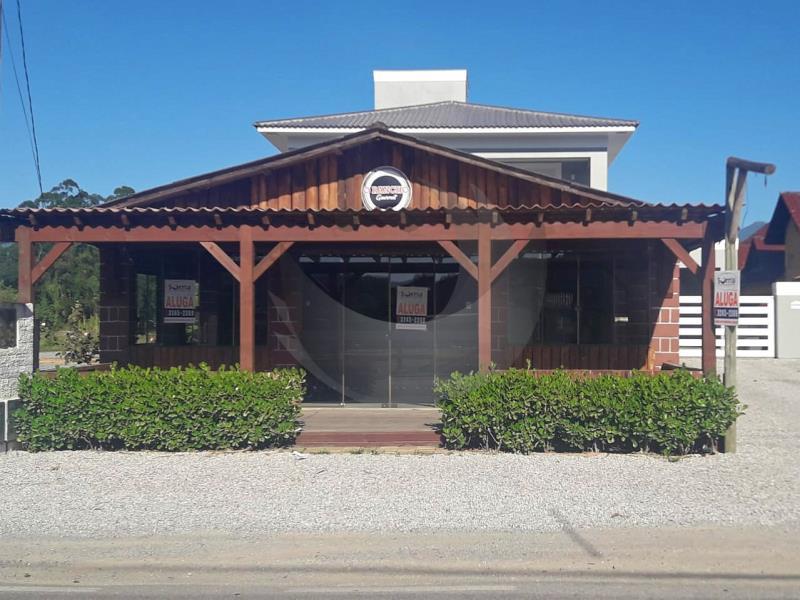 Sala Código 4606 para alugar no bairro Vila Becker na cidade de Santo Amaro da Imperatriz Condominio