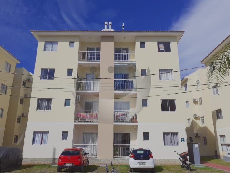 Apartamento Código 4626 para alugar no bairro Pagará na cidade de Santo Amaro da Imperatriz Condominio residencial palmas da imperatriz