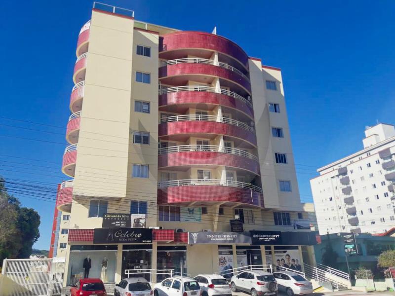 Apartamento Código 4629 a Venda no bairro Centro na cidade de Santo Amaro da Imperatriz Condominio residencial elmo
