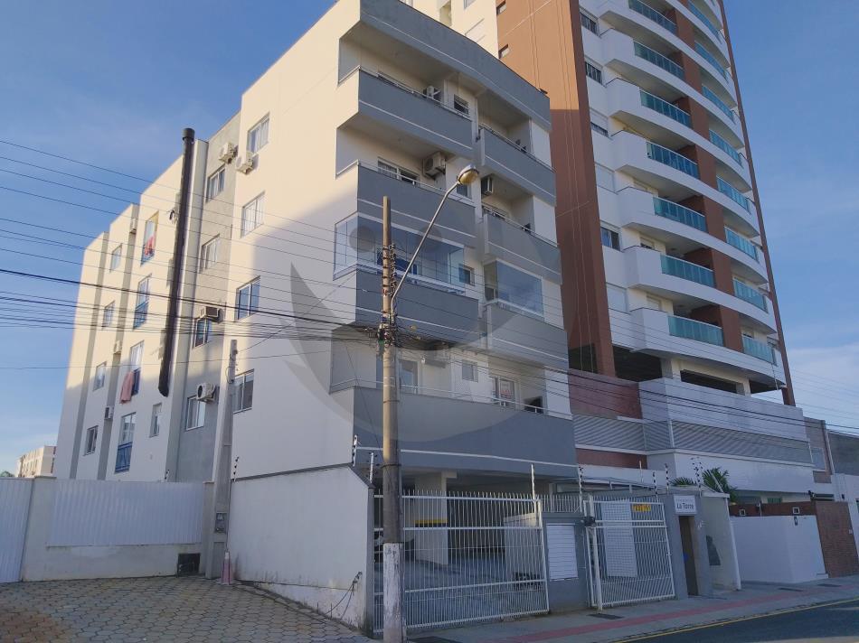 Apartamento Código 4656 para alugar no bairro Passa Vinte na cidade de Palhoça Condominio residencial la torre