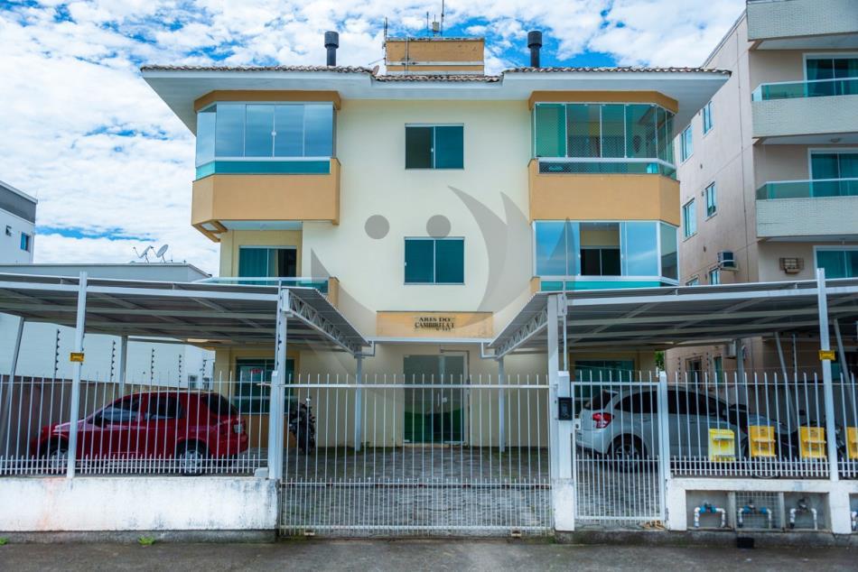 Apartamento Código 4674 a Venda no bairro Aririu na cidade de Palhoça Condominio residencial ares do cambirela