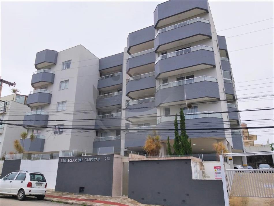 Apartamento Código 4675 para Alugar Residencial Solar das Gaivotas no bairro Cidade Universitária Pedra Branca na cidade de Palhoça