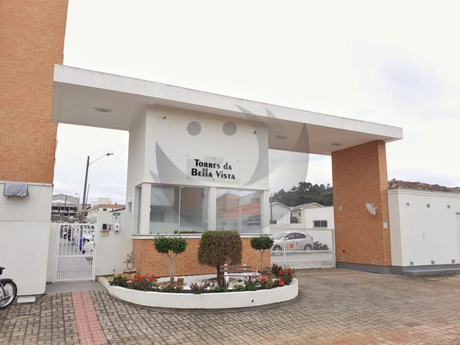 Apartamento Código 4679 a Venda no bairro Bela Vista na cidade de Palhoça Condominio residencial torres do bella vista