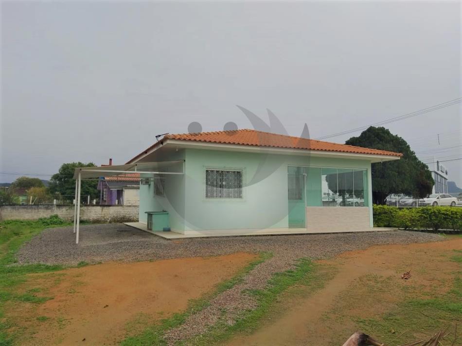 Casa Código 4684 para Alugar  no bairro Pacheco na cidade de Palhoça