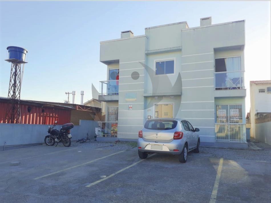 Apartamento Código 4699 para alugar no bairro Barra do Aririú na cidade de Palhoça Condominio residencial mont blanc