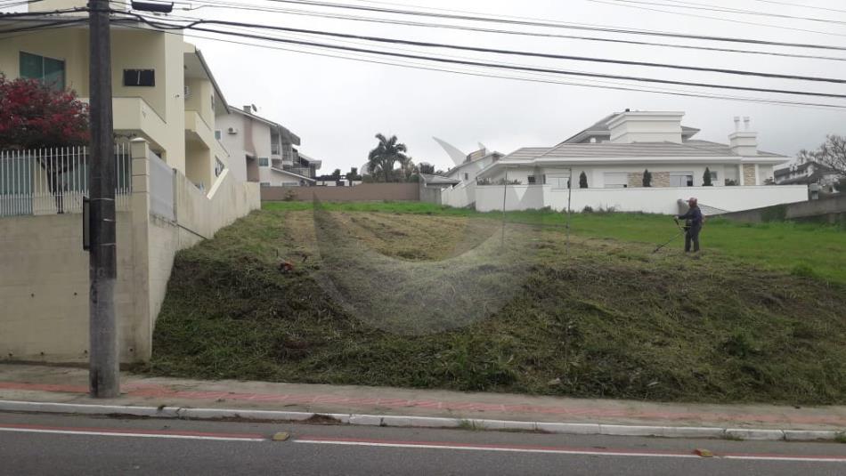 Terreno Código 4720 a Venda no bairro Cidade Universitária Pedra Branca na cidade de Palhoça Condominio
