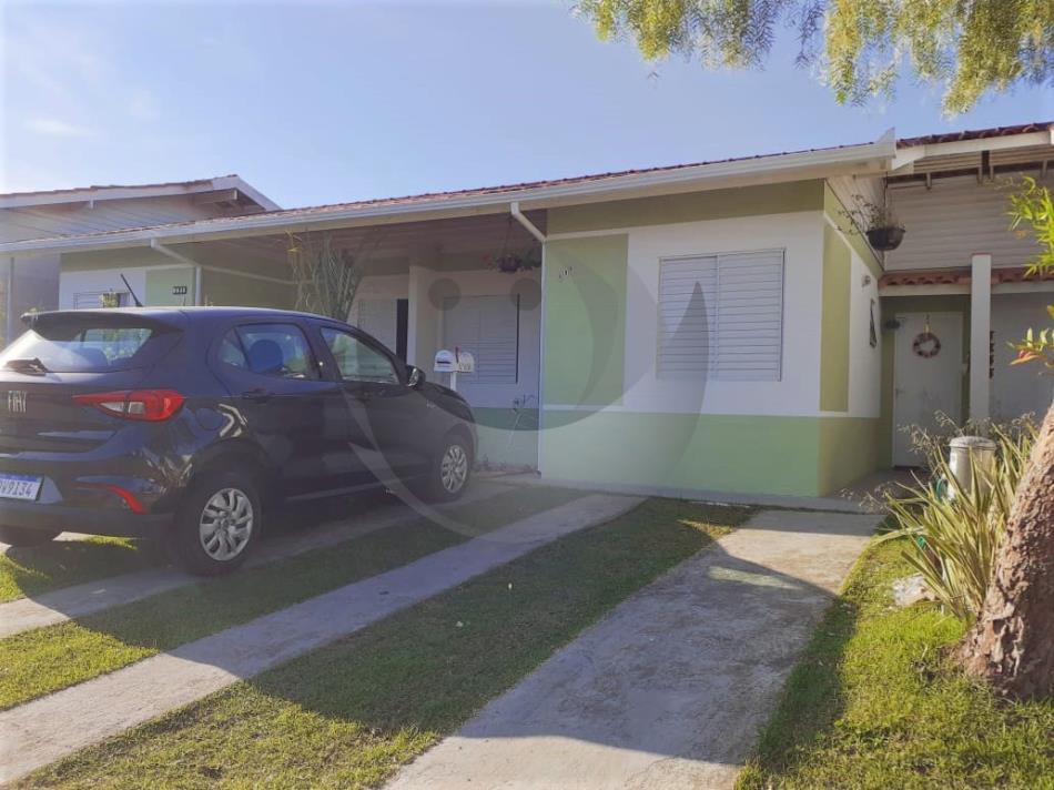 Casa Código 4725 para alugar no bairro Bela Vista na cidade de Palhoça Condominio terra nova iii
