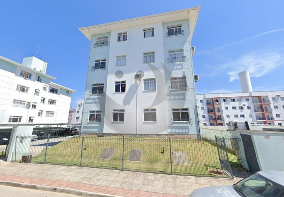 Apartamento Código 4737 a Venda no bairro Aririu na cidade de Palhoça Condominio residencial dos pinhais iii