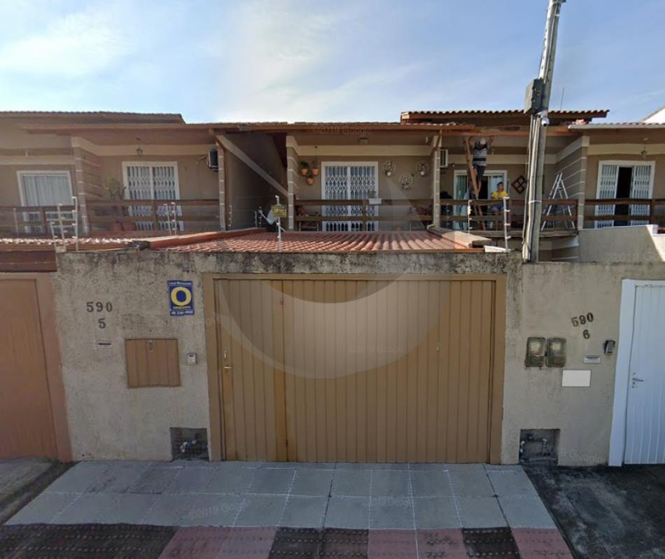 Casa Código 4764 a Venda no bairro Aririu na cidade de Palhoça Condominio