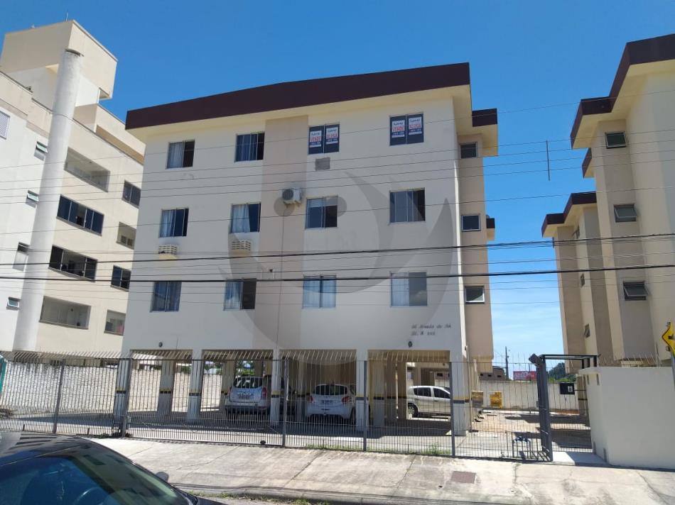 Apartamento Código 4788 a Venda no bairro Ponte do Imaruim na cidade de Palhoça Condominio moradas do sol