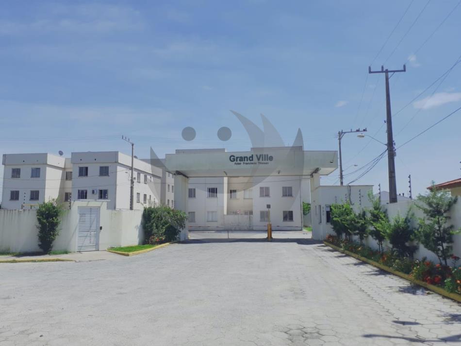 Apartamento Código 4809 para alugar no bairro Guarda do Cubatão na cidade de Palhoça Condominio residencial grand ville