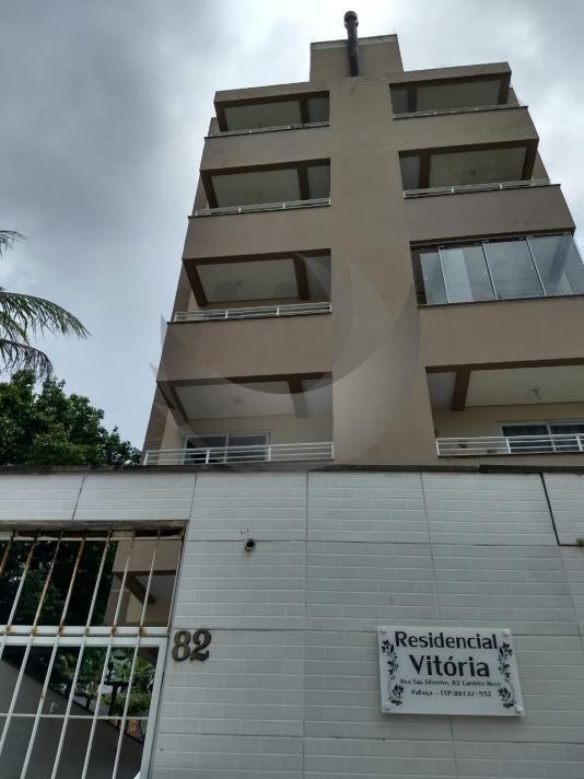 Apartamento Código 4824 a Venda no bairro Caminho Novo na cidade de Palhoça Condominio residencial vitória