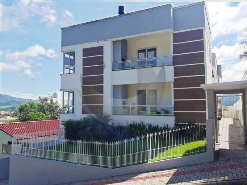 Apartamento Código 4833 a Venda no bairro Centro na cidade de Santo Amaro da Imperatriz Condominio mirante residence