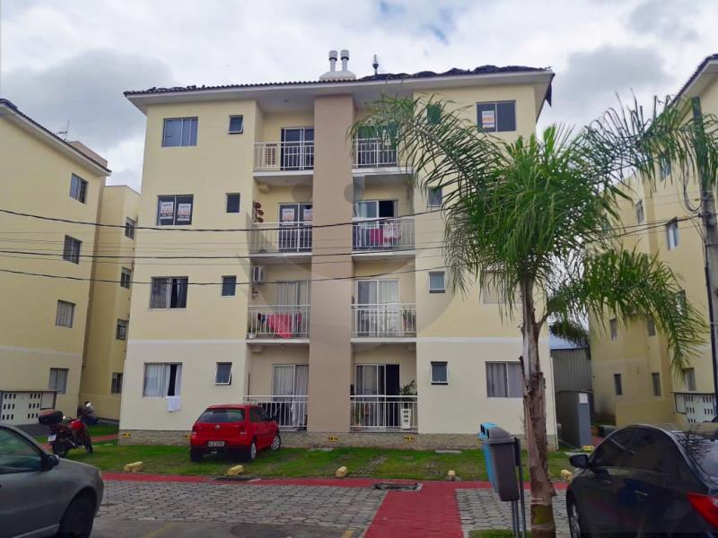 Apartamento Código 4851 para alugar no bairro Pagará na cidade de Santo Amaro da Imperatriz Condominio residencial palmas da imperatriz