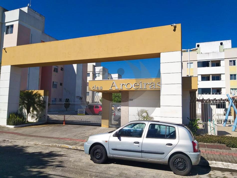Apartamento Código 4857 a Venda no bairro Barra do Aririú na cidade de Palhoça Condominio condomínio residencial solar das aroeiras