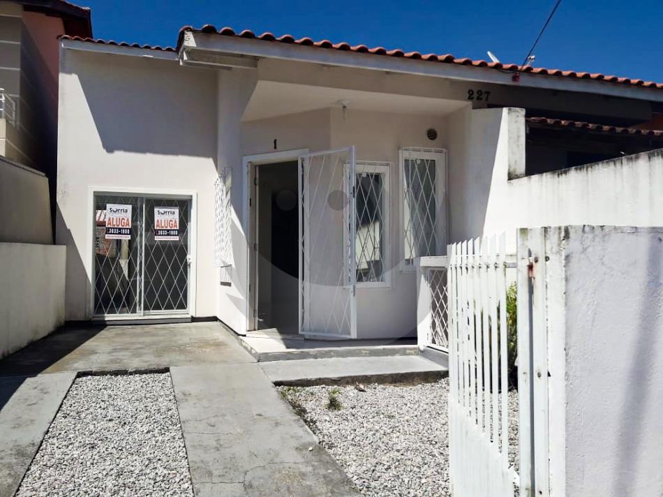 Casa Código 4858 para Alugar  no bairro Bela Vista na cidade de Palhoça
