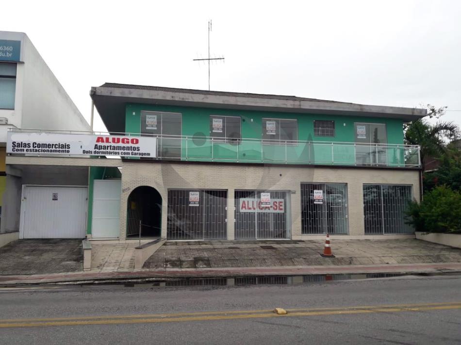 Sala Código 4872 para alugar no bairro Ponte do Imaruim na cidade de Palhoça Condominio