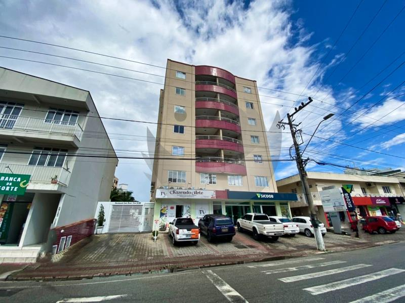 Apartamento Código 4874 para Alugar Residencial Lenir Besen no bairro Centro na cidade de Santo Amaro da Imperatriz