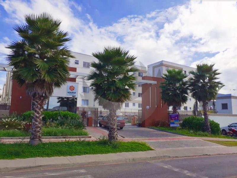 Apartamento Código 4909 para alugar no bairro Bela Vista na cidade de Palhoça Condominio residencial azaleias