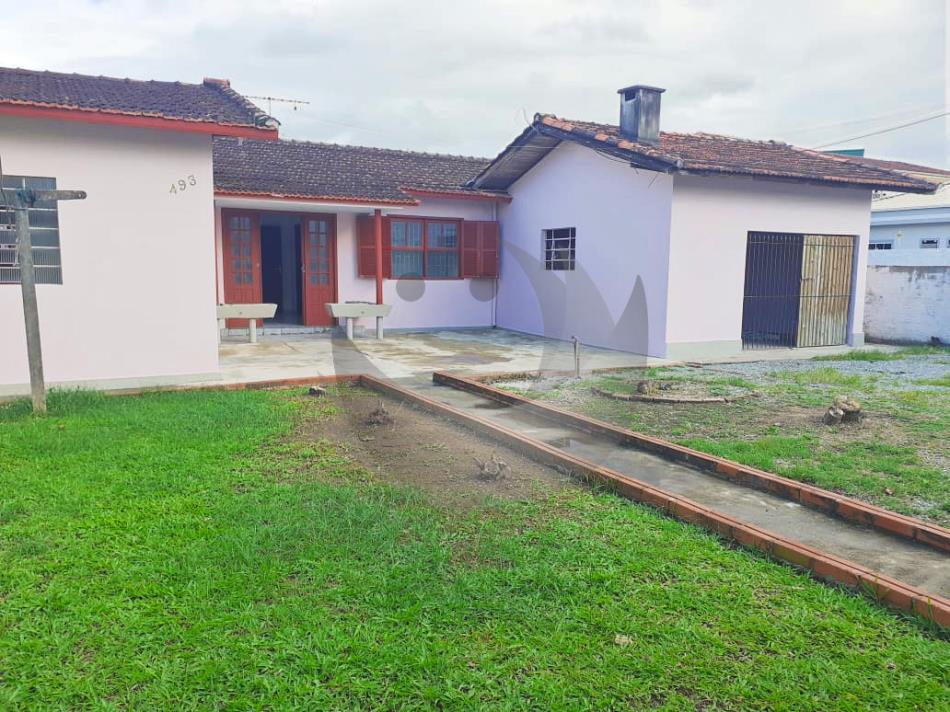 Casa Código 4910 para alugar no bairro Centro na cidade de Palhoça Condominio