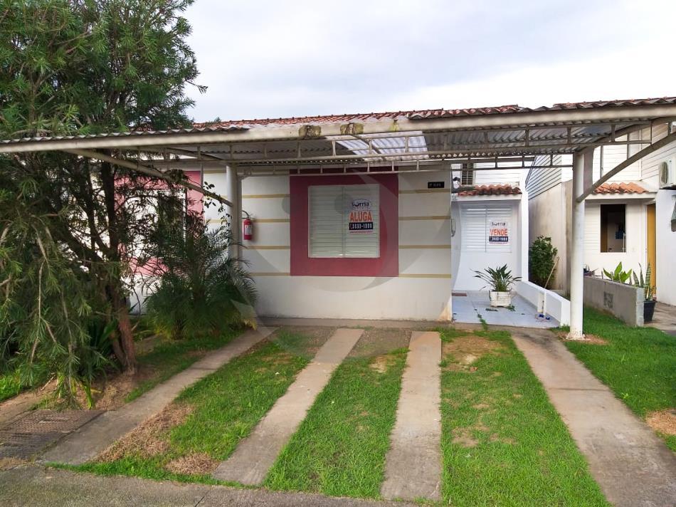 Casa Código 4944 a Venda no bairro Bela Vista na cidade de Palhoça Condominio moradas iii