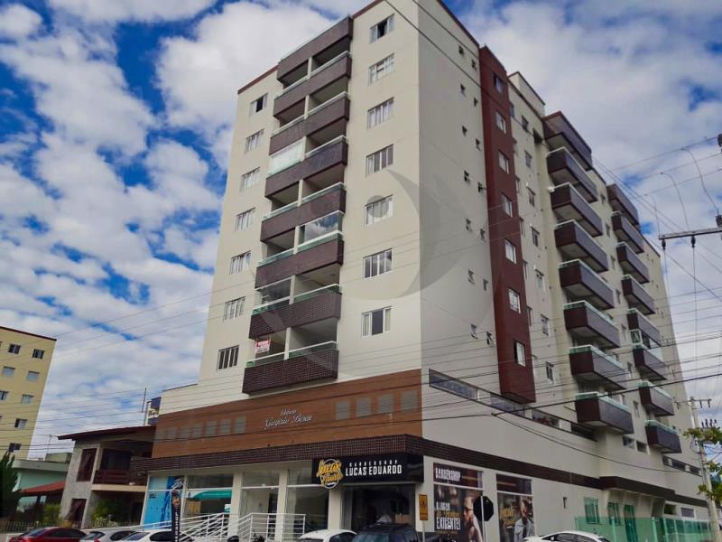Apartamento Código 4955 a Venda no bairro Centro na cidade de Santo Amaro da Imperatriz Condominio residencial gregório besen