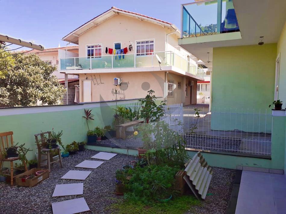 Casa Código 4962 para alugar no bairro Alto Aririu na cidade de Palhoça Condominio