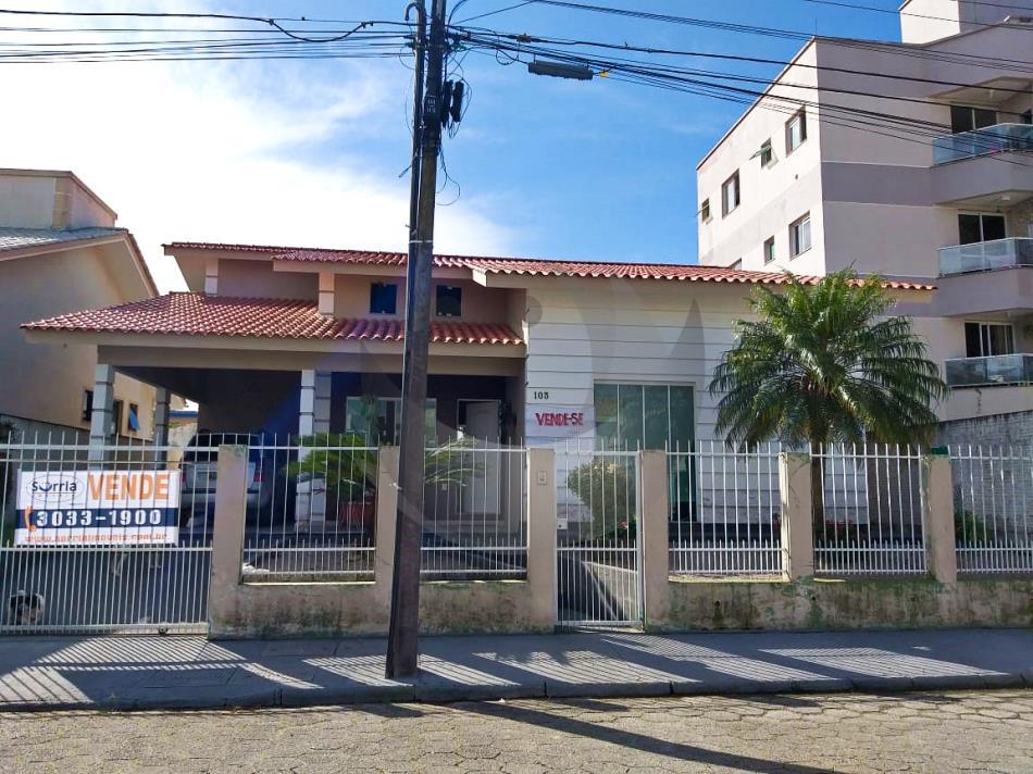 Casa Código 4973 a Venda no bairro Centro na cidade de Palhoça Condominio