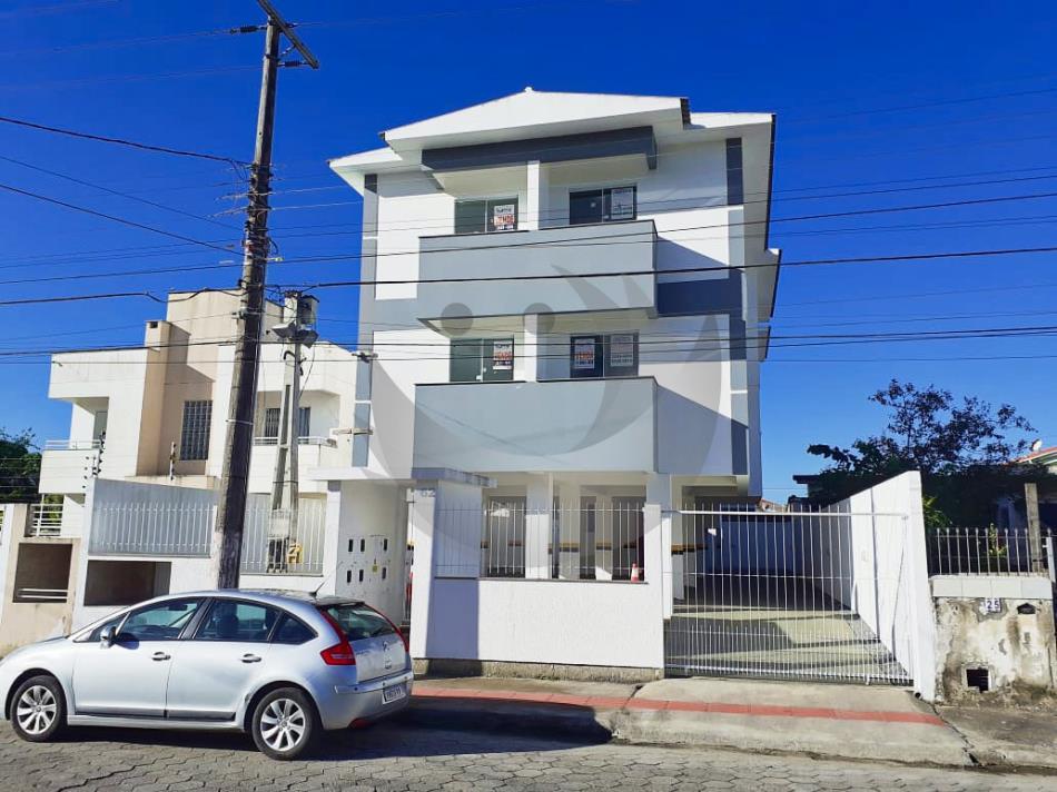 Apartamento Código 4974 a Venda no bairro Jardim Eldorado na cidade de Palhoça Condominio residencial santa catarina