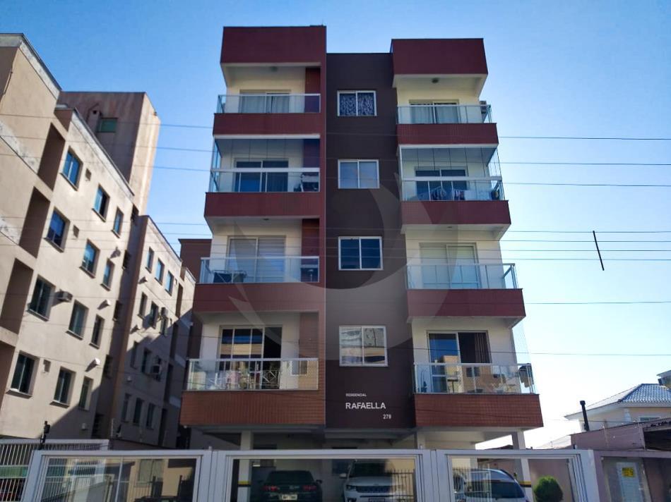 Apartamento Código 4982 para alugar no bairro Centro na cidade de Palhoça Condominio residencial rafaella