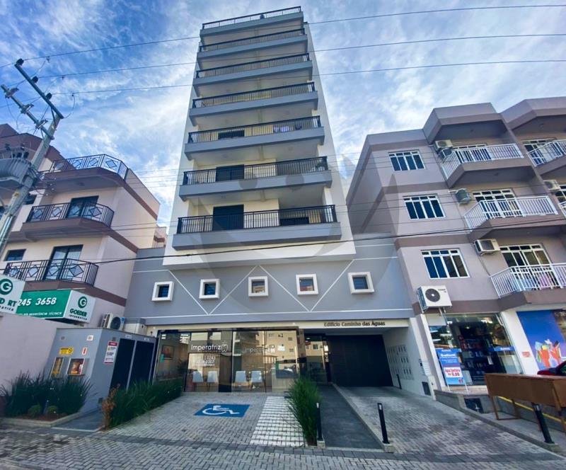 Apartamento Código 4992 a Venda no bairro Centro na cidade de Santo Amaro da Imperatriz Condominio edifício caminho das águas