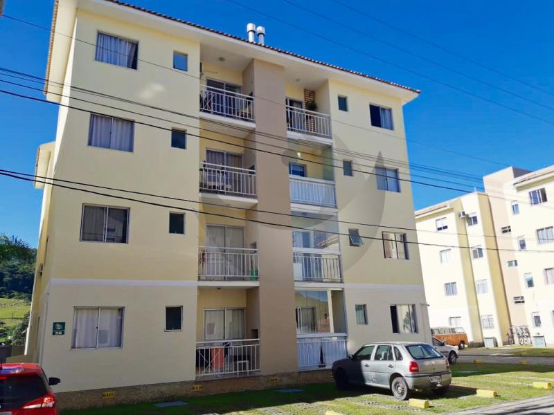 Apartamento Código 4996 para alugar no bairro Pagará na cidade de Santo Amaro da Imperatriz Condominio residencial palmas da imperatriz