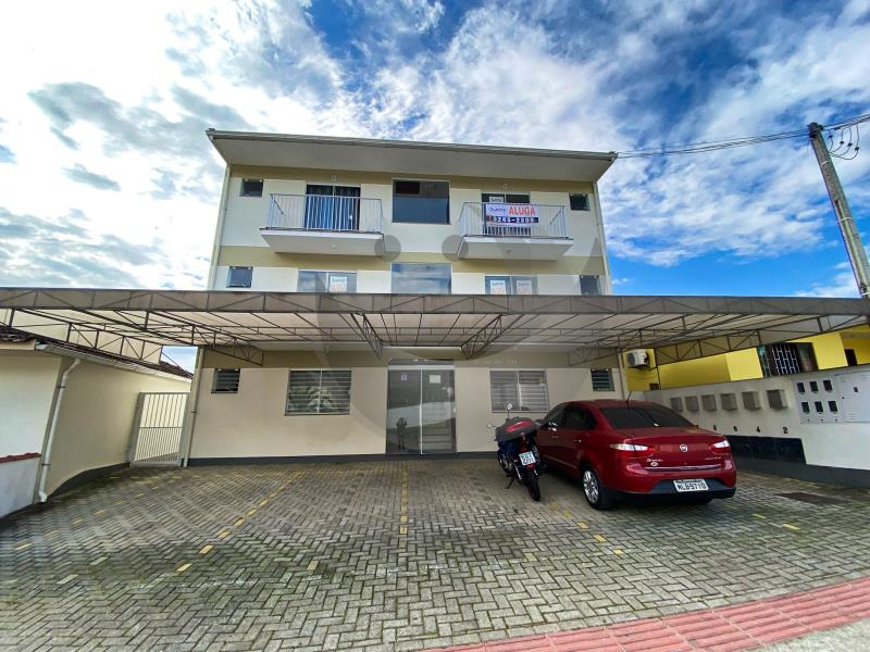 Apartamento Código 5011 para alugar no bairro São Francisco na cidade de Santo Amaro da Imperatriz Condominio residencial porto leal
