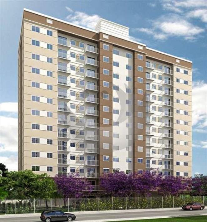Apartamento Código 5015 a Venda no bairro Pagani na cidade de Palhoça Condominio edifício vivare grand club