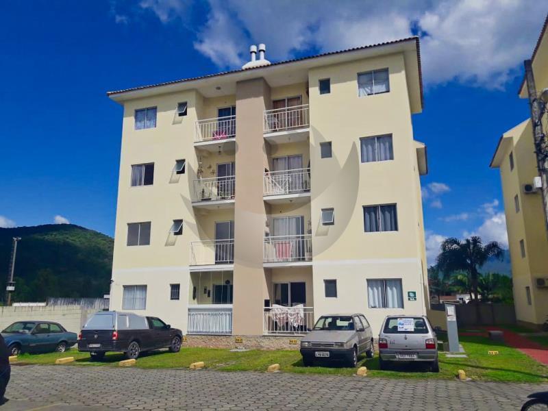 Apartamento Código 5043 para alugar no bairro Pagará na cidade de Santo Amaro da Imperatriz Condominio residencial palmas da imperatriz