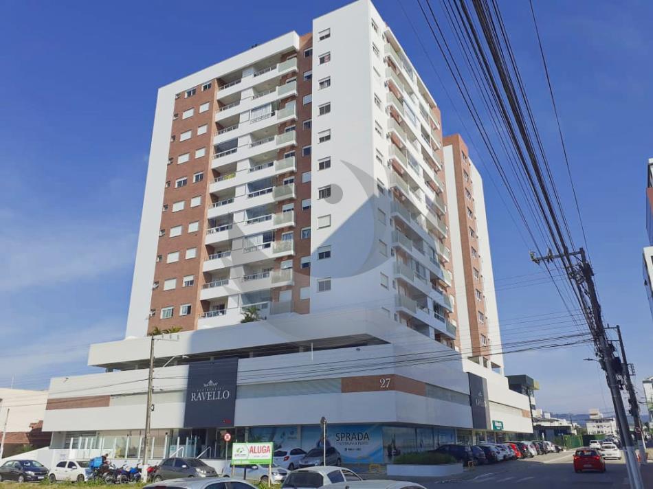 Sala Código 5051 a Venda no bairro Pagani na cidade de Palhoça Condominio edifico comercial ravello