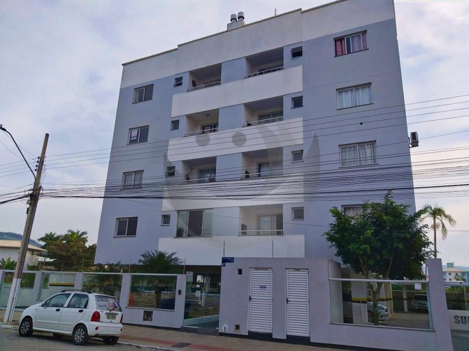 Apartamento Código 5052 para alugar no bairro Aririu na cidade de Palhoça Condominio sunrise residence