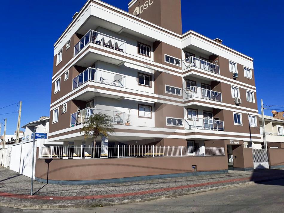 Apartamento Código 5080 a Venda no bairro Nova Palhoça na cidade de Palhoça Condominio residencial são pedro