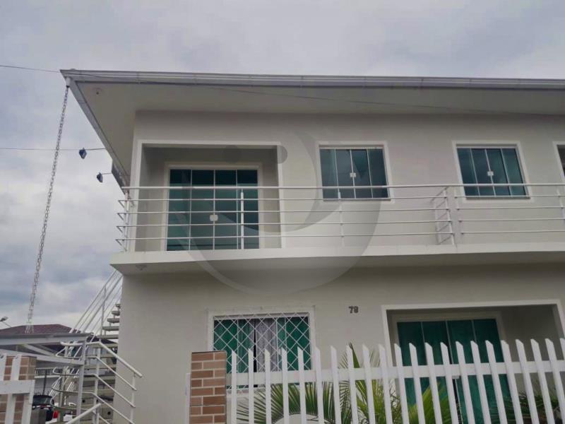 Casa Código 5091 para alugar no bairro Vila Santana na cidade de Santo Amaro da Imperatriz Condominio
