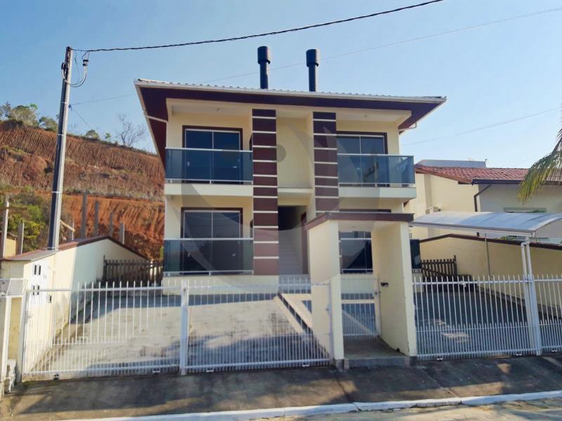 Apartamento Código 5101 a Venda no bairro Centro na cidade de Águas Mornas Condominio residencial hecht i