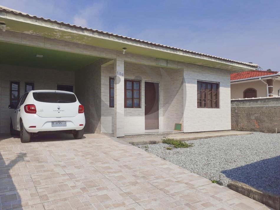 Casa Código 5102 para Alugar  no bairro Bela Vista na cidade de Palhoça