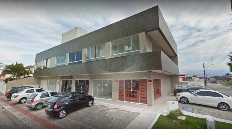 Sala Código 5108 a Venda no bairro Pagani na cidade de Palhoça Condominio